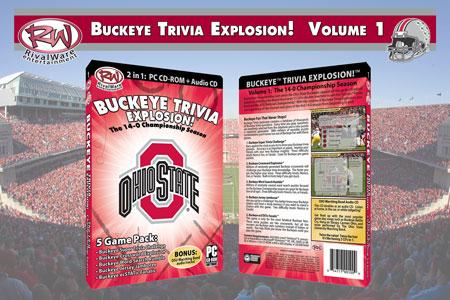 Buckeye Trivia Explosion - Volume 1