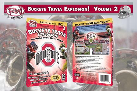 Buckeye Trivia Explosion - Volume 2
